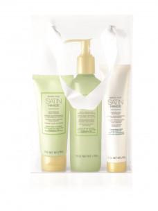 Satin Hands® «Սպիտակ թեյ և ցիտրուս» ձեռքերի մաշկի խնամքի համակարգ