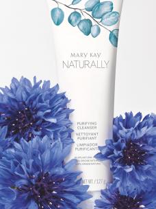 Mary Kay Naturally™ մաքրող միջոց