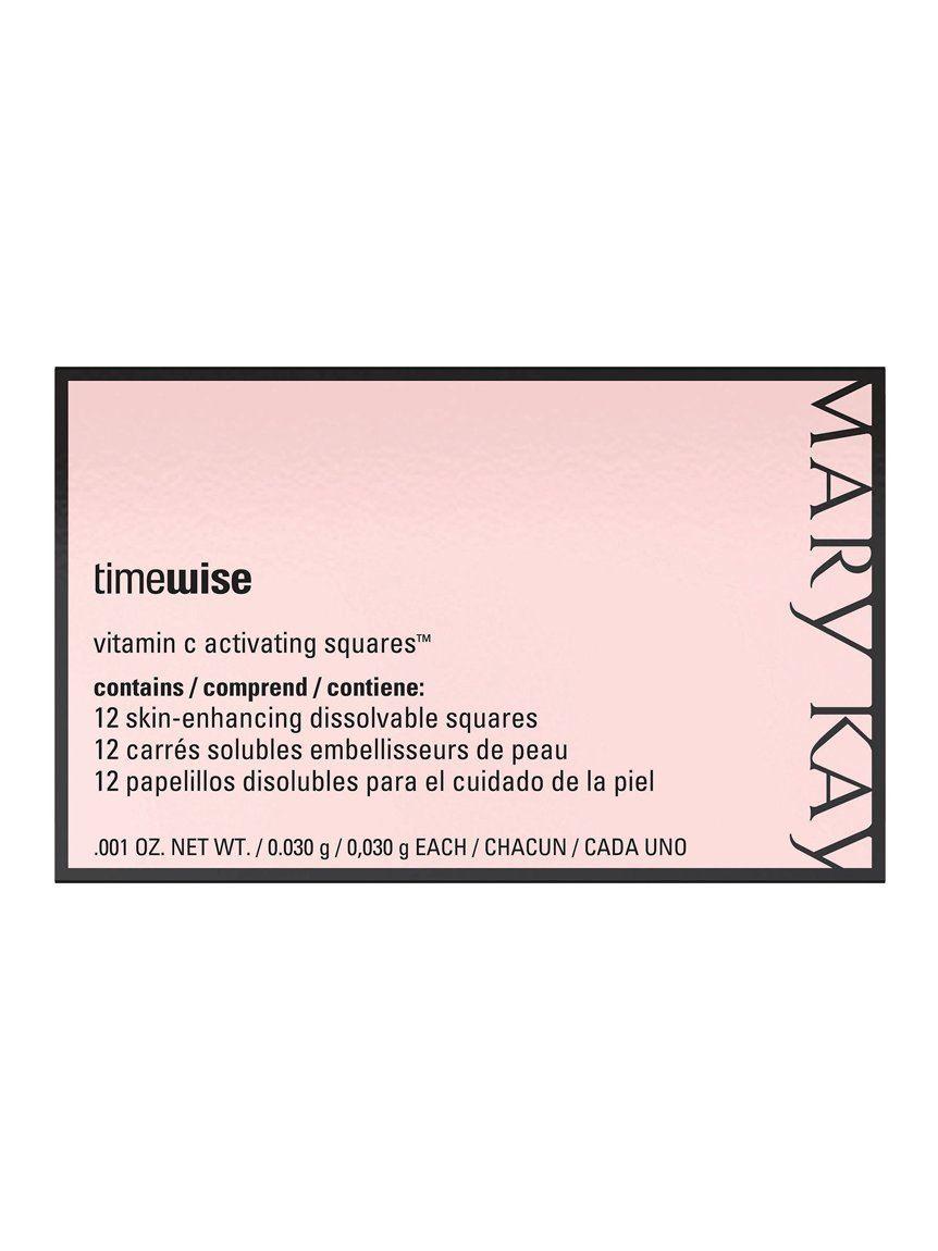 TimeWise® լուծվող շերտիկ՝ C վիտամինով